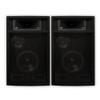 "PA-365X Passive DJ Speakers 6.5"" PA Karaoke 3-Way Studio Home Audio"