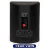 Acoustic Audio 151B Indoor Outdoor 2 Way Speakers 3600 Watt Black 6 Pair Pack 151B-6Pr