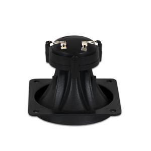 Goldwood Sound Molded Tweeter or Midrange Speaker Lense Heavy Duty Abs Directivity Speaker Horn Black GT-400PB