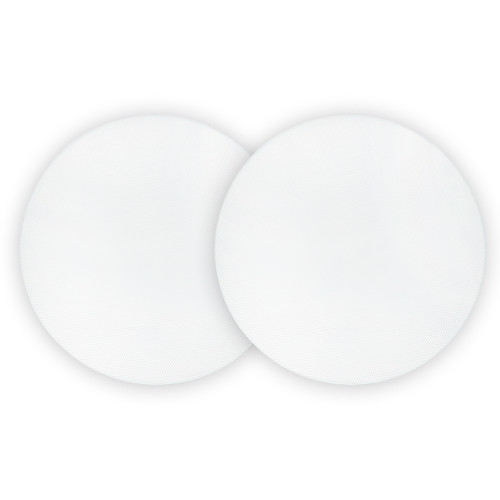 65CG Replacement 6.5 Inch In Ceiling Speaker Grills Pair