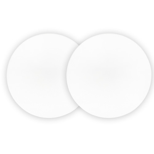 8CG Replacement 8 Inch In Ceiling Speaker Grills Pair