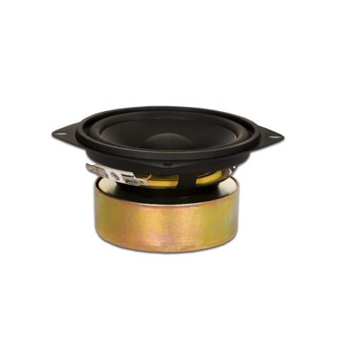 """Goldwood Sound GW-204/8S Shielded 4"""" Woofer 70 Watt 8ohm Replacement Speaker"""