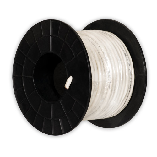C100-16-4 CL3 Rated Speaker Wire 4 Conductor 16 Gauge 100 Feet Roll UL Listed