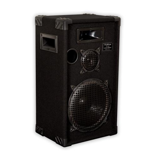 "E1200C Passive Speaker 12"" PA DJ 3 Way Karaoke Home"