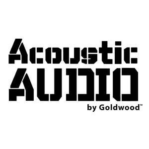 Acoustic Audio by Goldwood