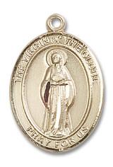 Virgin of The Globe