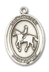 Kateri Tekakwitha (Equestrian)