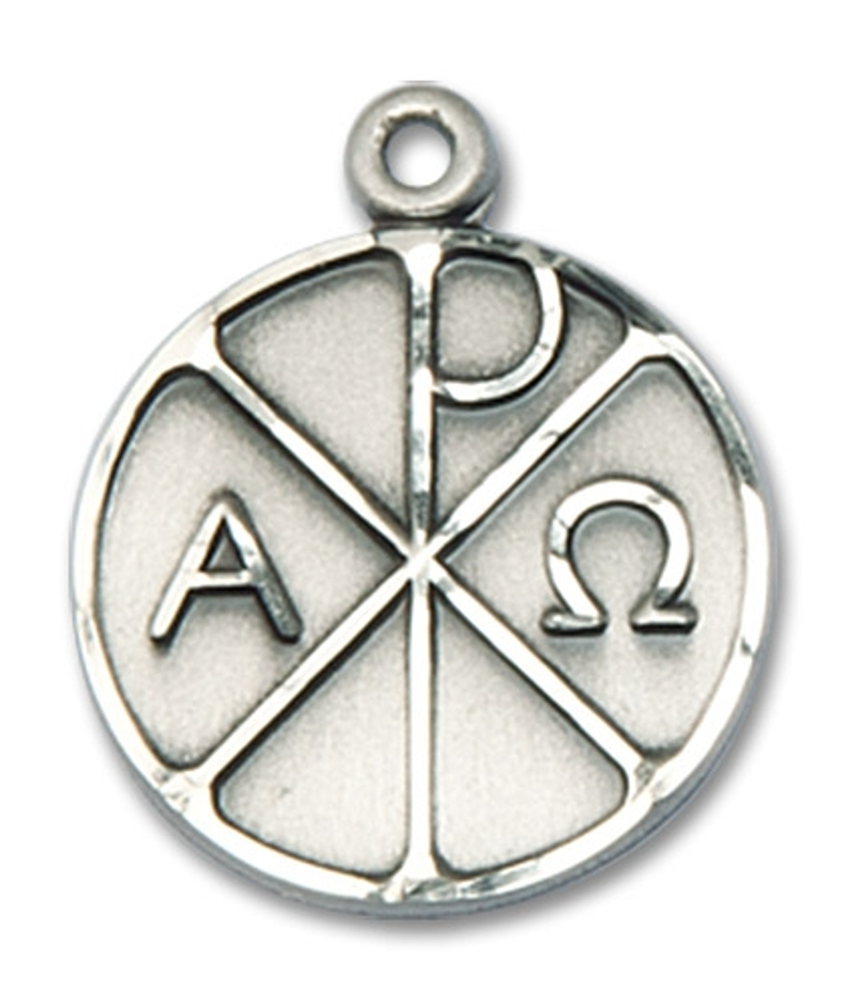 Alpha and Omega Medals