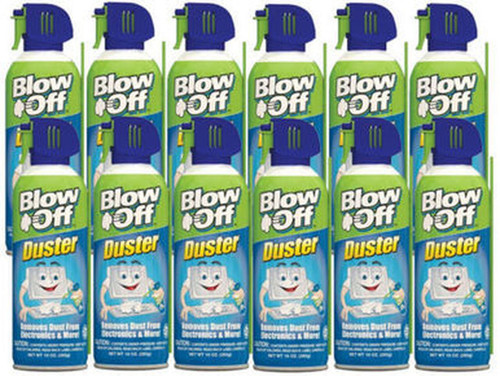 Max Pro Blow Off 152-112-226 Air Duster - 36 Pack