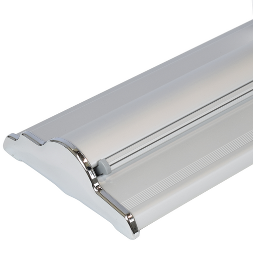 SD Retractable 48 x92 Silver