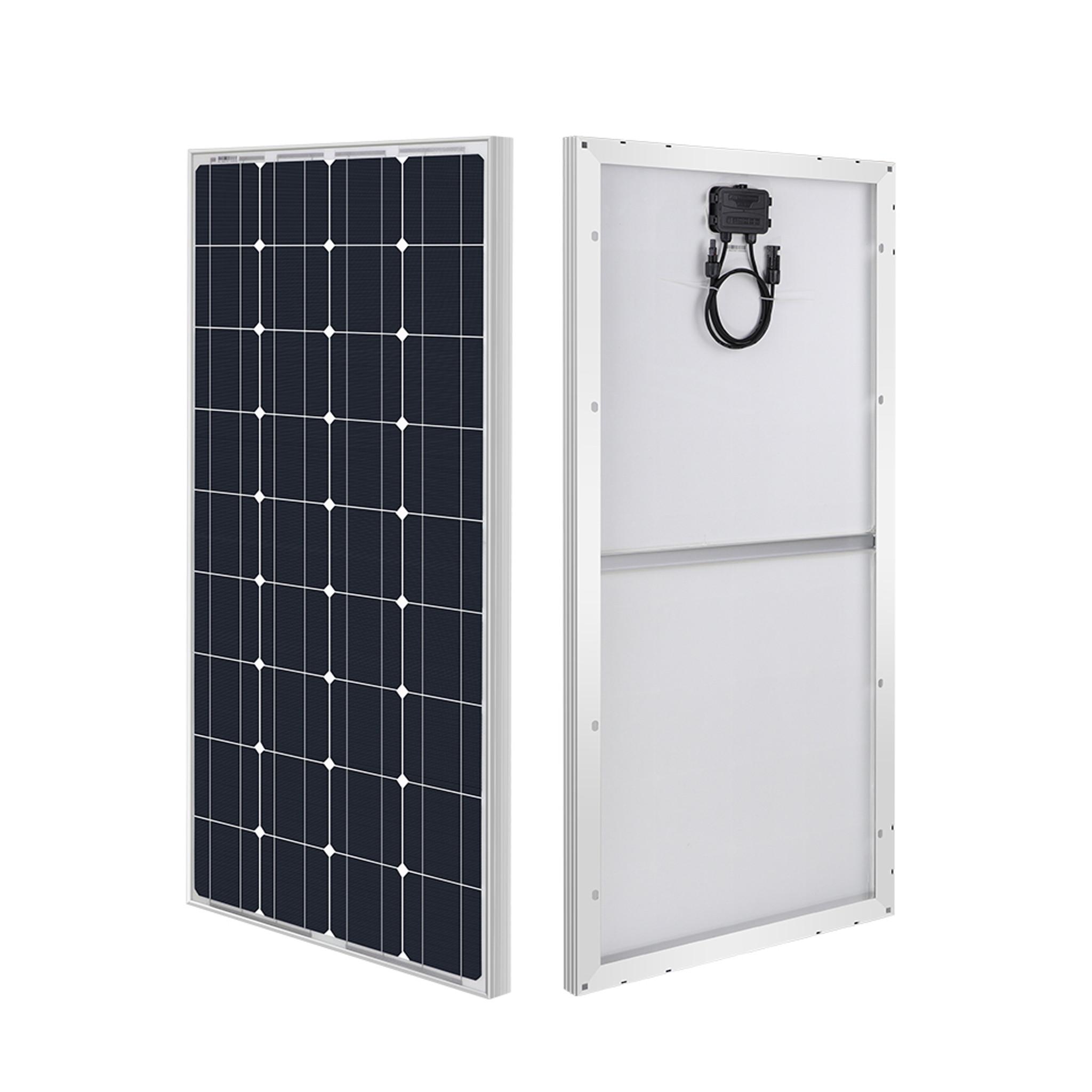 100W Lightweight ETFE Monocrystalline Solar Panel