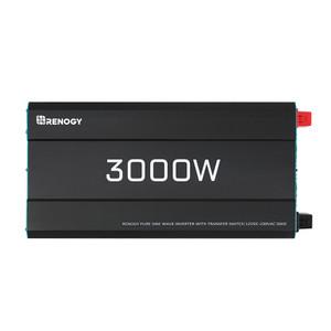 RENOGY 3000W 12V to 230V Pure Sine Wave Inverter (with UPS Function)
