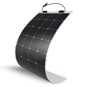 175 Watt 12 Volt Flexible Monocrystalline Solar Panel