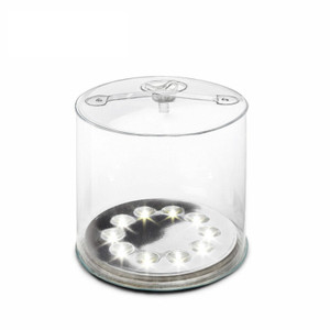 Solar Powered Inflatable LED Lantern