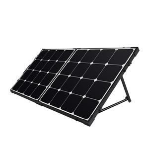 100 Watt Eclipse  Solar Suitcase w/o Controller