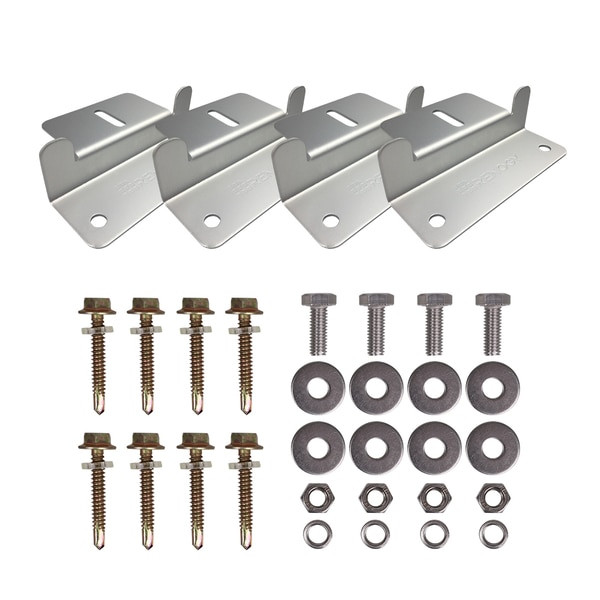 Mounting Z Brackets (Set)