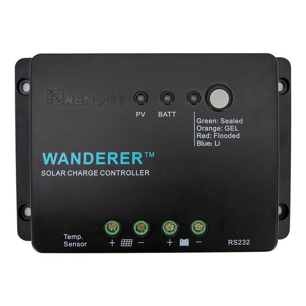 30A PWM Wanderer Li Charge Controller