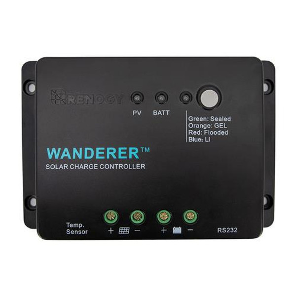 30A PWM Wanderer Charge Controller