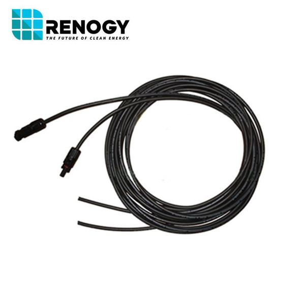 Renogy 8ft 10AWG Tray Cables (A pair)