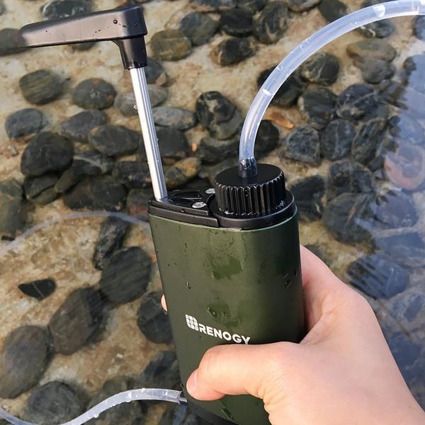 Renogy Outdoor Water Purifier