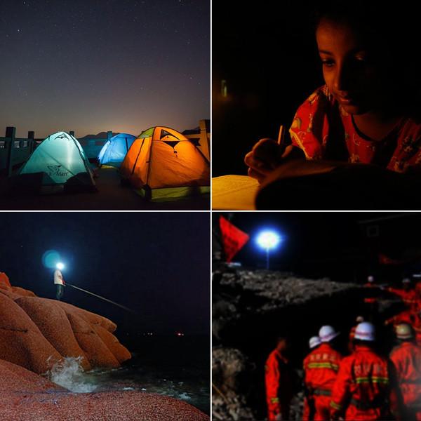 Renogy LED Camping Lantern Rechargeable with 5200mAh Power Bankff