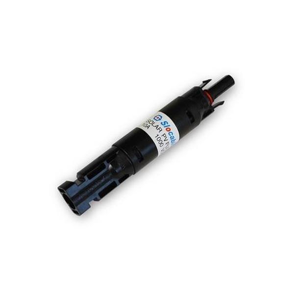 Renogy MC4 Waterproof In-Line Fuse Holder w/ Fuse