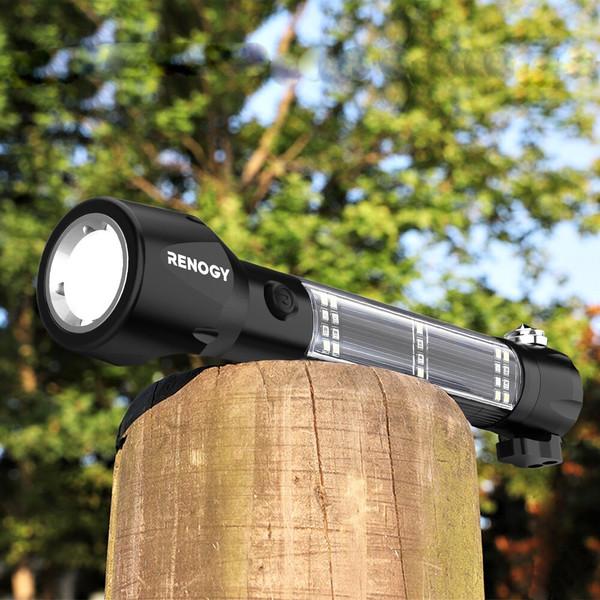 Renogy E.LUMEN 500 Multi-functional Flashlight