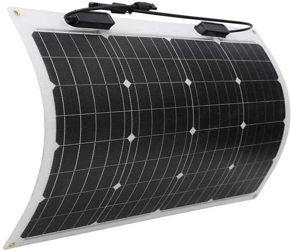 50w flexible solar panels