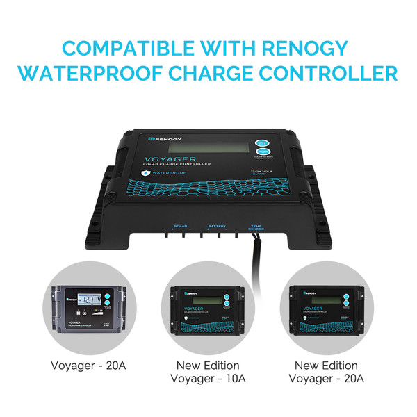 Battery Temperature Sensor for New Edition Voyager Charge Controllers