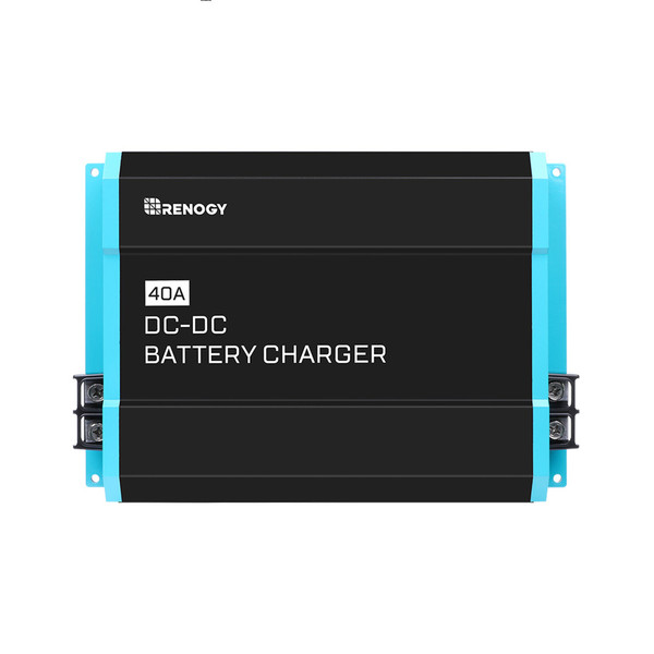 40A DC to DC Battery Charger