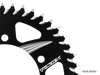 Vortex Sprocket  CAT5 Black Rear 642AZK