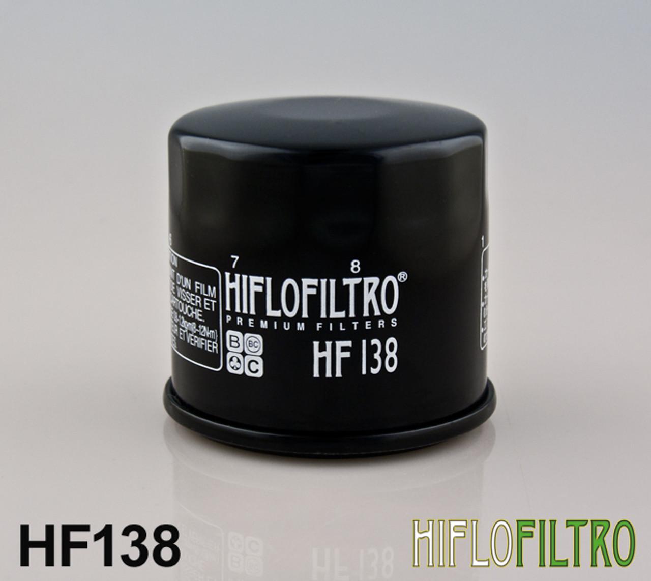 HIFLO HF138 FILTER