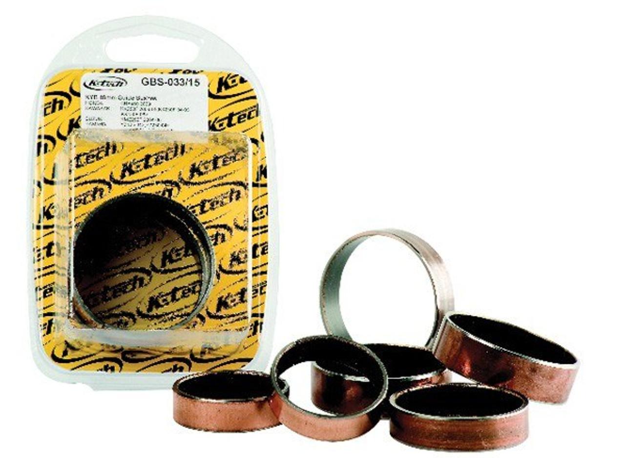 K-TECH GBS FRONT FORK GUIDE BUSHINGS GBS-021