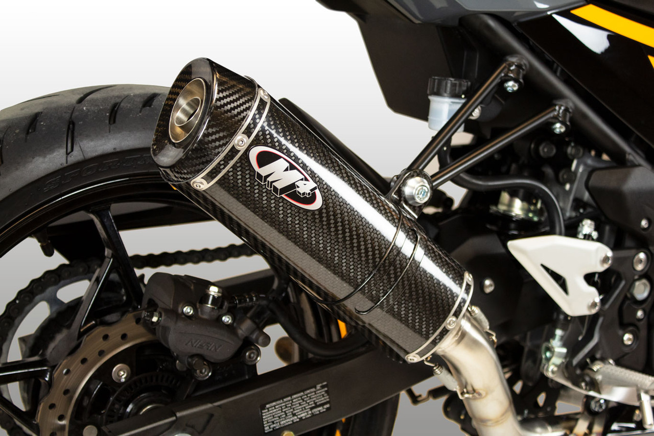 M4 X-96 Carbon Full System Exhaust KA4024