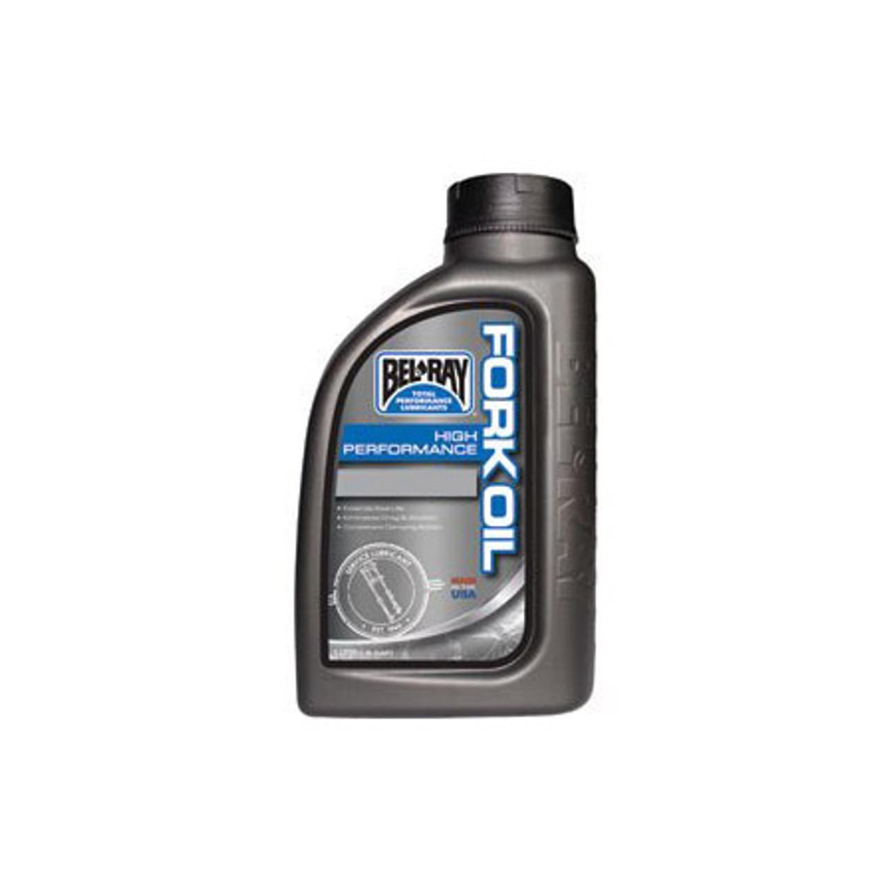 Bel-Ray High Performance Fork Oil 20WT
