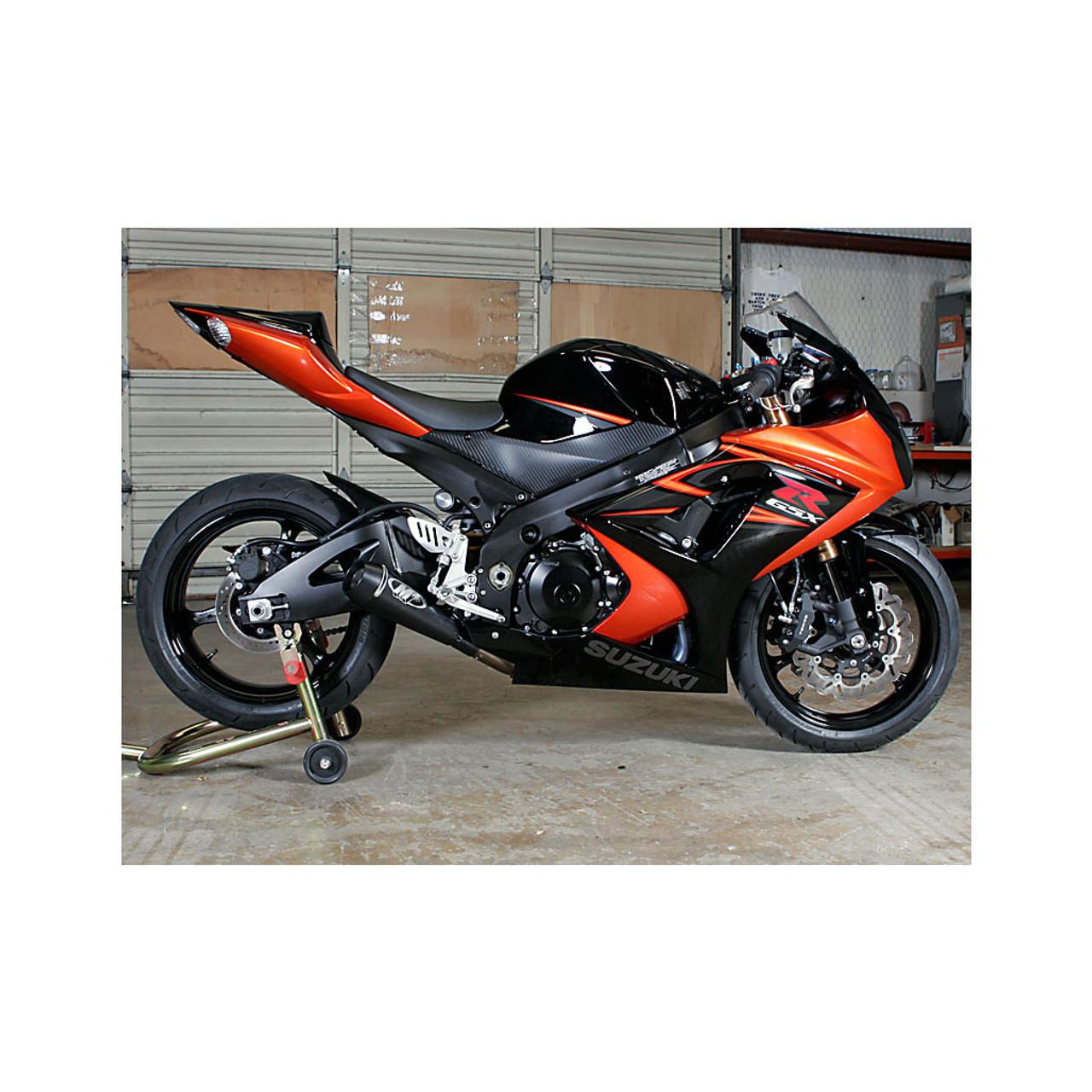 M4 Full System Black GP 2007-2008 GSXR1000 SU9872-GP