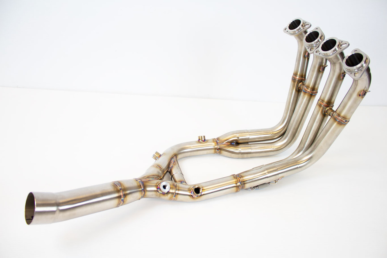 M4 Stainless Steel Header Kit BM9100