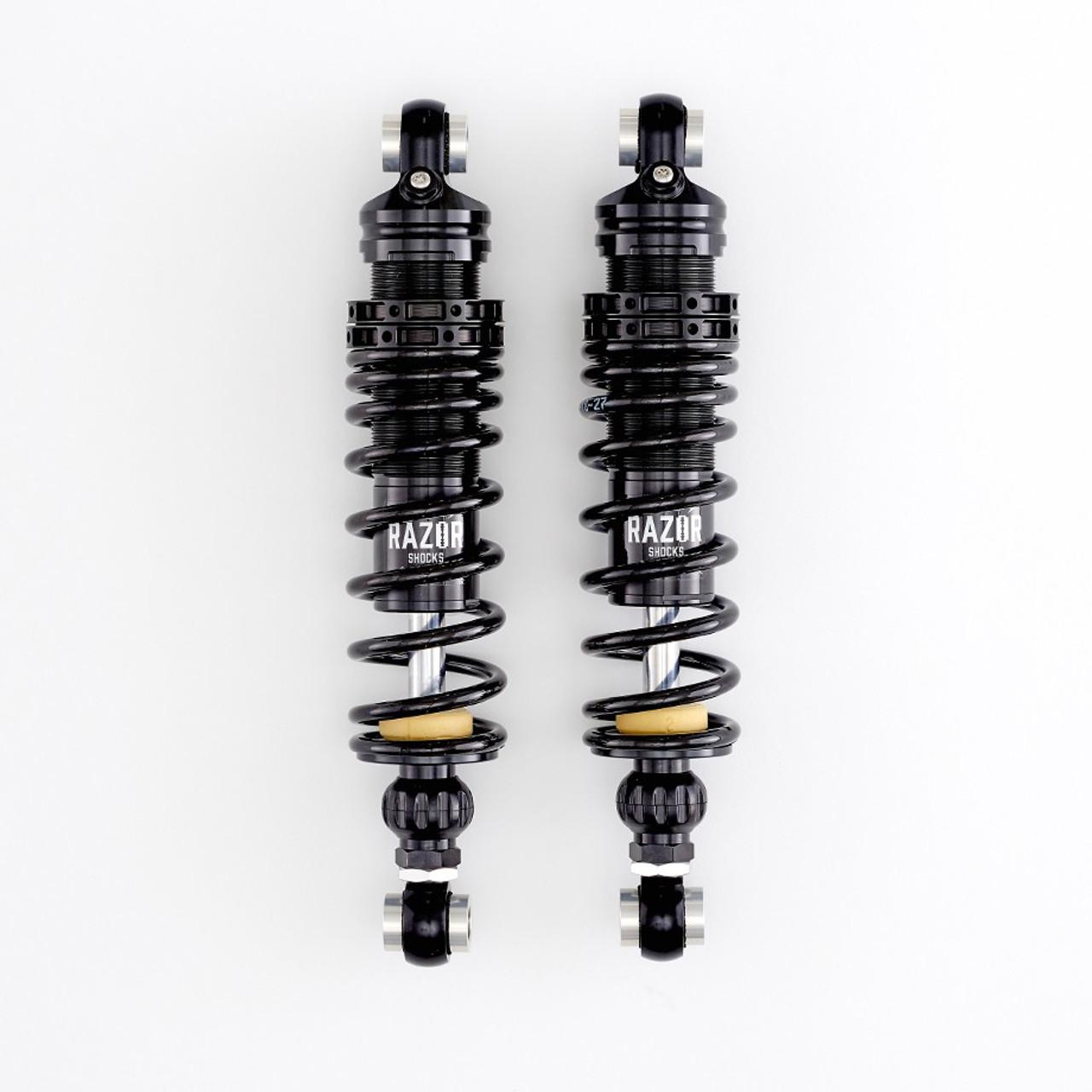 K-Tech Razor Lite III Emulsion Triumph Bonneville 16-17 Street Twin, T100, T120 345mm +10mm 283B-250-345-STW