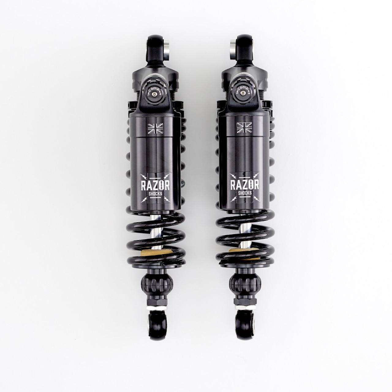 K-Tech Razor IV Piggyback Triumph Bonneville 16-17 Street Twin, T100, T120 345mm +10mm 294B-250-345-STW