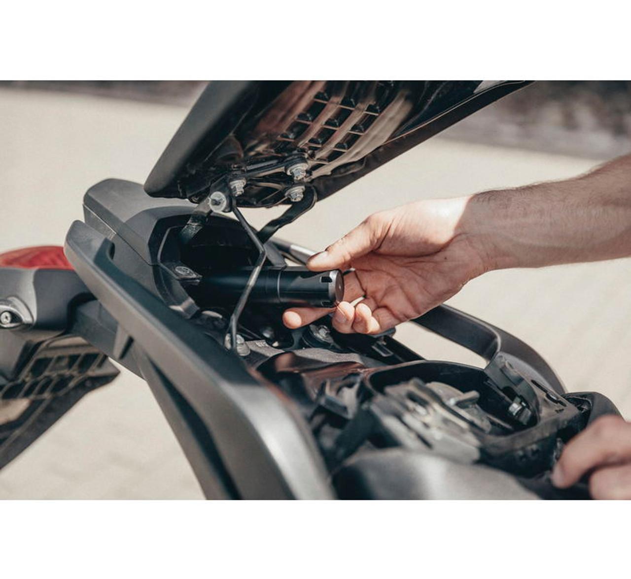 Install Monimoto GPS Anti-Theft Tracker