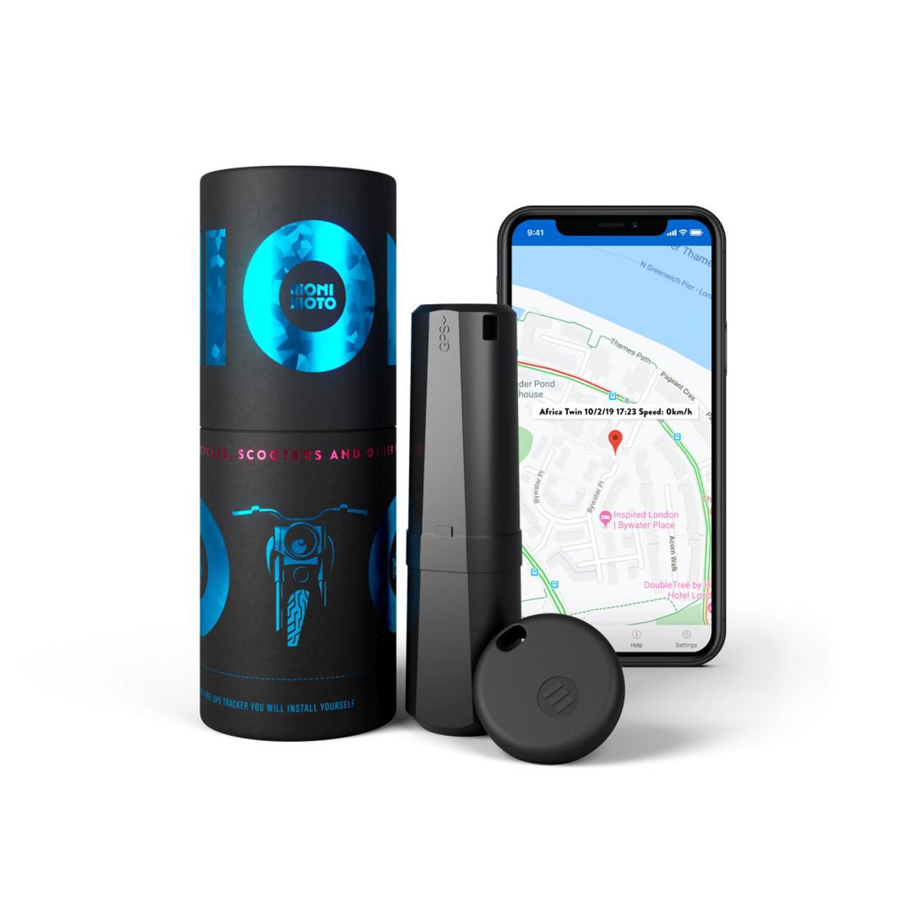 Monimoto GPS Anti-Theft Tracker