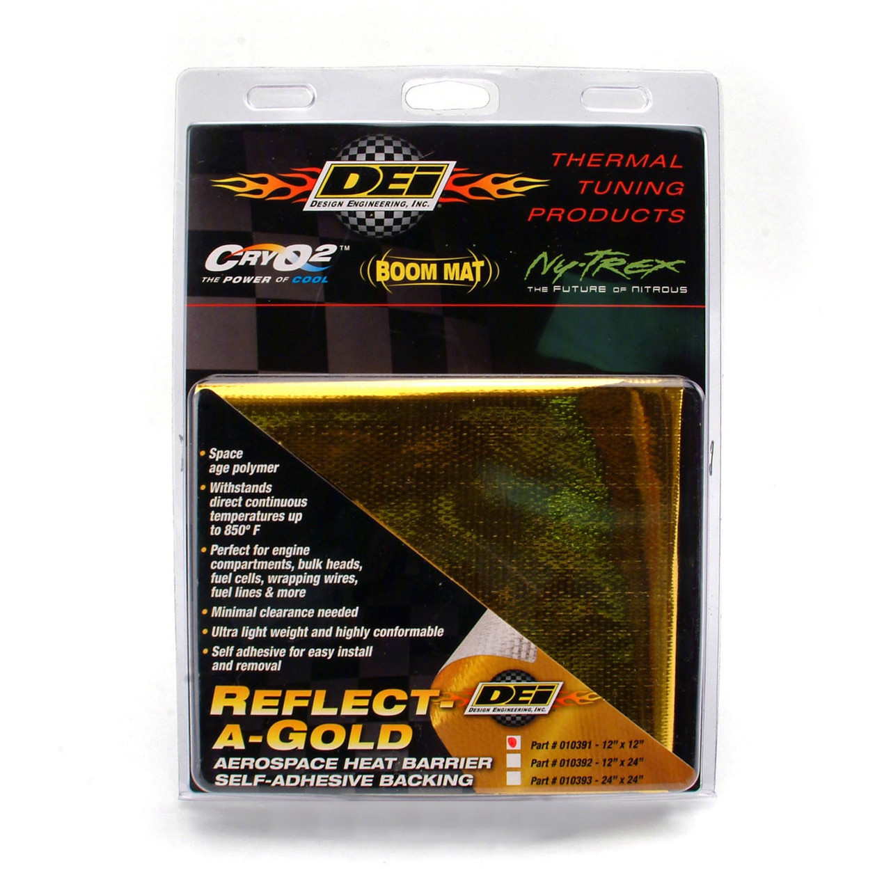 DEI Reflect A Gold Sheet 12x12
