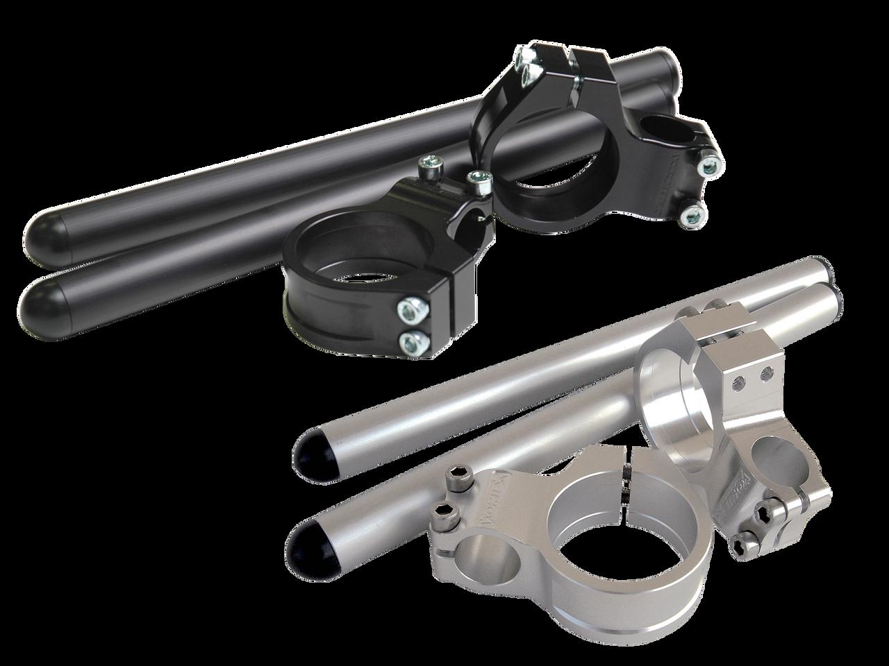 VORTEX CLIP-ONs 50mm BlACK CL0050K