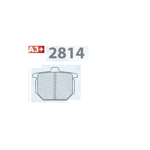 CL 2814A3 BRAKE PAD