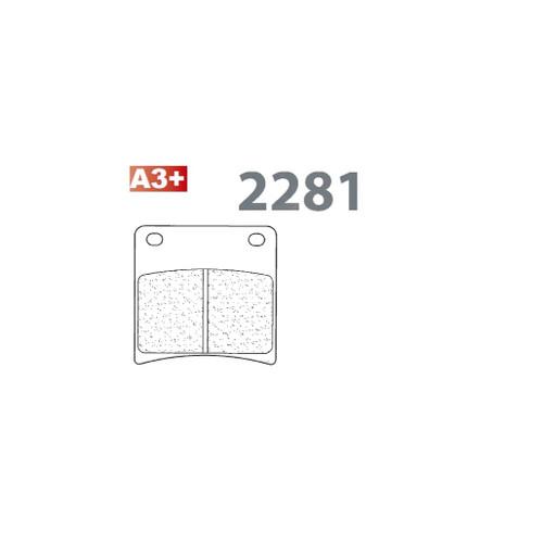 CL 2281A3 BRAKE PAD