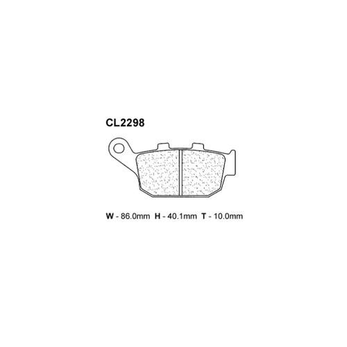 CL 2298RX BRAKE PAD