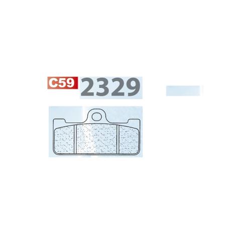CL 1207C60 BRAKE PAD