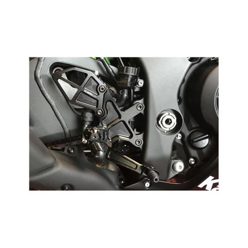 VORTEX REARSET BLK KAW ZX10R RS403K
