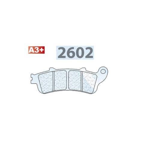 CL 2602A3+ BRAKE PAD