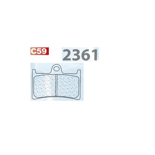 CL 2361C60 BRAKE PAD